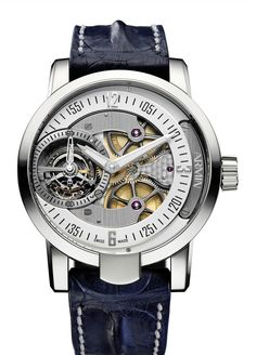 Armin Strom Tourbillon Water - stylish way to approach high-end complicated horology