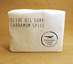 soap packaging - vellum