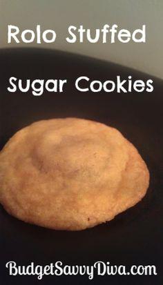 Rolo+Stuffed+Sugar+Cookie+Recipe