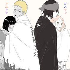 NaruHina vs. SasuSaku
