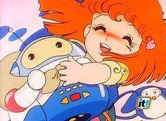 vas-y Julie - nerd et geek avant l'heure ! 80 Cartoons, Famous Cartoons, Old Anime, Manga Anime, Saturday Morning Cartoons 90s, Nostalgia, Funny Animal Quotes, Japanese Cartoon, Manga Characters