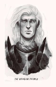 Sam Bosma - Rhaegar Targaryen, The Dragon Prince
