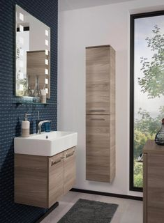 2-türiger Hängeschrank fürs Bad Bathtub, Vanity, Bathroom, Bathing, Standing Bath, Dressing Tables, Washroom, Powder Room, Bathtubs