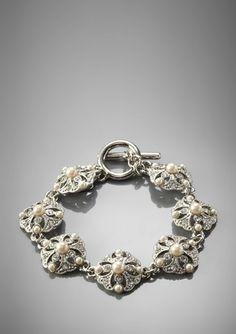 CAROLEE Ornate Flex Bracelet