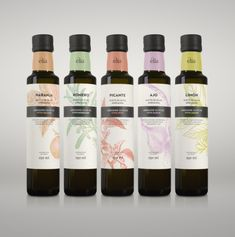 Èlia Olive Oil ~ Designed by Atipus | Country: Spain