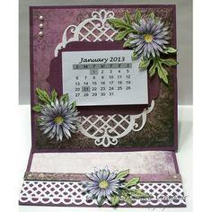 Gallery | Daisy Calendar - Heartfelt Creations