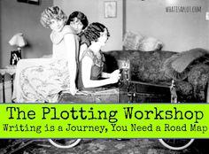 8-Week Novel Plotting Workshop GIVEAWAY!