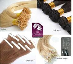 La pose des extensions de cheveux:  Il existe trois techniques différentes pour poser des extensions de cheveux.  Découvrez les ici : https://www.facebook.com/allextension.fr/photos/a.445471045598252.1073741851.435731286572228/436718469806843/?type=3&theater