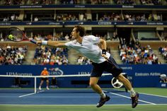 Murray rolls into Open last eight, Federer walks in   The News Tribe