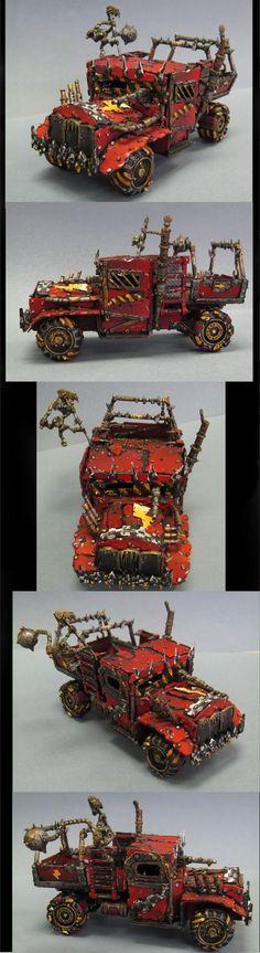 converted ork trukk