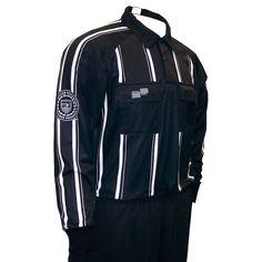 acf8e237fde Pro USSF Longsleeve Shirt Soccer Referee Gear Soccer Referee Gear