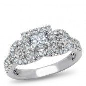 #Diamond #Ring By Andrews Jewelers
