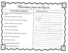 Mis Pasitos por Primero ...: Paso a la Inmortalidad del Gral. José de San Martín Sheet Music, Bullet Journal, Mayo, Google, Saints, Truths, Alphabet, Kid Chores, August 17
