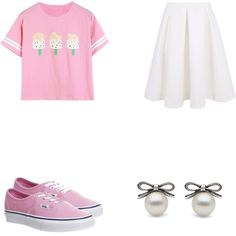 Untitled #38 by joigregg on Polyvore featuring polyvore fashion style Keepsake the Label Vans