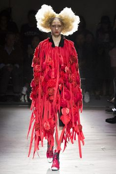 Comme des Garcons womenswear, spring/summer 2015, Paris Fashion Week