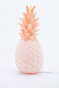 "Goodnight Light – Rosa Lampe ""Ananas"" mit EU-Stecker - Urban Outfitters"