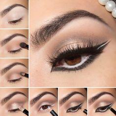 Exotic Arabic Inspired Make-Up Tutorial - Nadyana Magazine