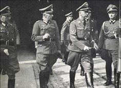 SS Gestapo Uniform - Designed by Karl Diebitsch and Walter Heck, produced by Hugo Boss Company