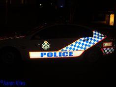 https://flic.kr/p/zkjtGt | Queensland Police Service | Vehicle stationed, Brisbane City, QLD