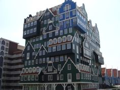 Intell Hotel Zaandam, Holland