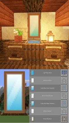 Craft Minecraft, Minecraft House Plans, Minecraft Mansion, Minecraft Cottage, Easy Minecraft Houses, Minecraft House Tutorials, Minecraft Room, Minecraft House Designs, Minecraft Decorations
