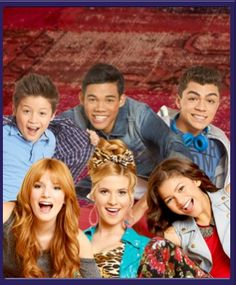 shake it up cast dating