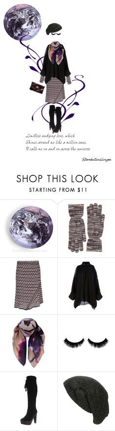 """Shy Girl Universe"" by stormbattereddragon ❤ liked on Polyvore featuring Missoni, TWISTY PARALLEL UNIVERSE, Jigsaw, Madison Harding, Wet Seal and Mimco"