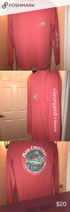 • VineYard Vines Long-Sleeve In Good Condition ! • Vineyard Vines Long-Sleeve In Good Condition   • Great Price , Looks Great ! Vineyard Vines Shirts Tees - Long Sleeve