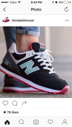 low priced 3ead1 6e9f5 New Balance Shoes, New Balance Outfit, New Balance Sneakers, Cute Shoes,  Pretty