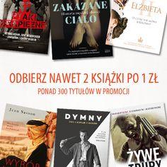 Na dobre rozpoczynamy książkowy weekend! Tym razem macie szanse na kupienie nawet 2 książek za 1 zł! Więcej dowiecie się tutaj 👉 http://bit.ly/2dXjK7w  Do zaczytania! :)