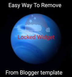 Insome thirdparty Blogger templates like Bloggertemplates20 Ms design etc is defficult but not possible to remove some widgets from the Blogger Layout.  During myneccissity to achieve this aim l have found out 2 or 3 ways by which we can remove any widget at all from any blogger template.  But today am going to write this article based on the more simple one to follow then in my future post am going to declose the other methods they are not hard like you may think all you need is for it to…