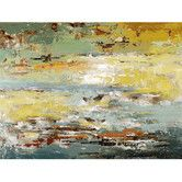 Found it at Wayfair - Revealed Artwork Cool Day II Painting Print on Wrapped Canvas