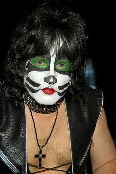 Eric Singer, Drummer for Kiss Classic Rock Bands, Best Rock Bands, Cool Bands, Rock Band Photos, Kiss Concert, Kiss Members, Kiss Images, Peter Criss, Vintage Kiss