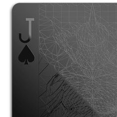 Amazon.com : Black Playing Cards : Deck Of Black Cards : Toys & Games