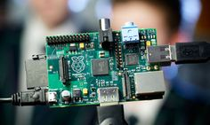 Can't wait to get the new Raspberry Pi; a single-board computer developed in the UK by the Raspberry Pi Foundation. Raspberry Pi Foundation, Raspberry Pi Computer, Coding For Beginners, School Computers, Best Laptops, Kids Education, Computer Science, The Guardian, Recycling