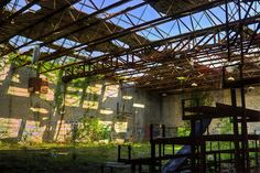 Abandoned school in Shreveport La.
