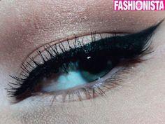 Nikkie tutorial: fifties eyeliner - YouTube