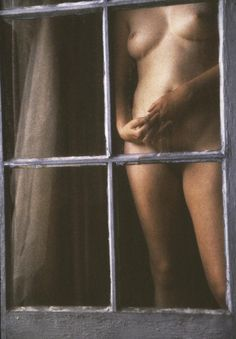 Robert Farber - 'Nude in the Window, Edition of - Cavalier Galleries, Inc. Glamour Photography, Nude Photography, Fine Art Photography, Art Of Seduction, Contemporary Photographers, Nude Color, Colour, Photo Art, Summertime