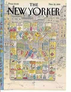 Children's Illustrators and The New Yorker — @fuseeight A Fuse #8 ...