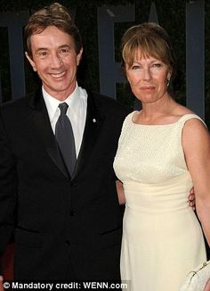 Martin Short and wife Nancy married 1980-2010 (her death). She died of ovarian cancer at 58. They have 3 children.