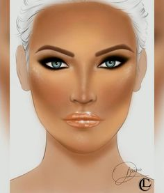 Coming soon! Visit our website to learn more. Makeup Art, Eye Makeup, Hair Makeup, The Make, How To Make, Beauty Illustration, Beauty Tutorials, Makeup Collection, Beauty Routines