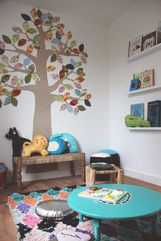 our playroom by the style files, via Flickr
