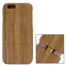 When it comes to phone accessories, wooden cases are the next big thing and this doesn't come as any surprise, considering the timeless beauty, elegance and warmth of this material. New Iphone 6, Wooden Case, Timeless Beauty, Phone Accessories, Bamboo, Iphone Cases, Big Thing, Stuff To Buy, Collection