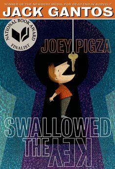 JOEY PIGZA SWALLOWED THE KEY