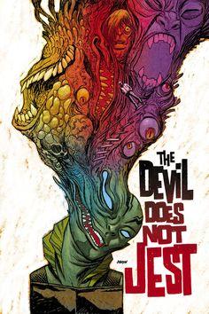 Abe Sapien no.2 Devil does not by Devilpig on deviantART