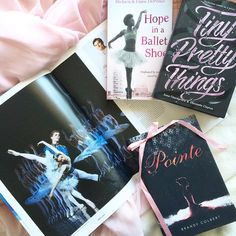 I have a weakness for ballet books. I just love them. And I'm really hoping that Shiny Broken Pieces (the sequel to Tiny Pretty Things) arrives today. In other exciting news I have the house to myself today, which means Disney dance parties and cooking time. WHICH REMINDS ME. I want to do a blog series on recipes from books - what are your favourites? Think Butterbeer, November cakes etc. Also, let me know if you have a book blog and I'll go visiting today 😊