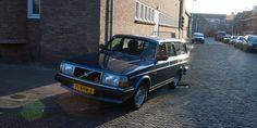 Volvo 240 GL estate (1986) - Athlon | Tour of the Century