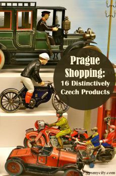 What to buy in Prague? This Prague shopping guide has a list of the signature souvenirs from Prague worth picking up to memorize your trip. #PragueShopping #PragueSouvenirs #PragueWhattoBuyin #CzechProducts #PragueShoppingGuide #GPSmyCIty