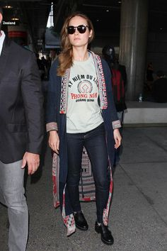 23 Stars Who Have Airport Style on Lock: Brie Larson Celebrity Style