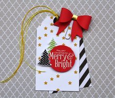 In My Creative Opinion: 25 Days of Christmas Tags